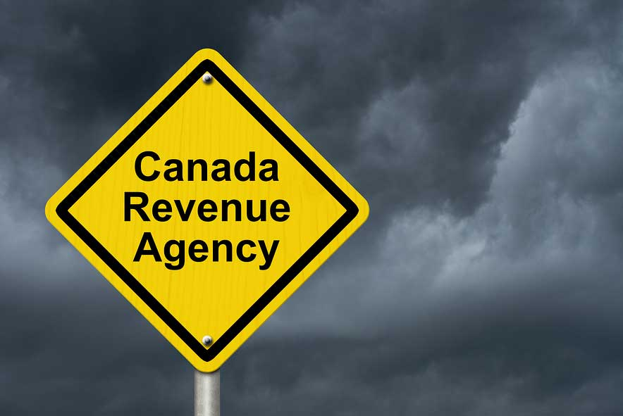 The CRA's annual Office Audit Letter Campaign
