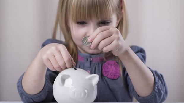 Give your kids money. No, really.