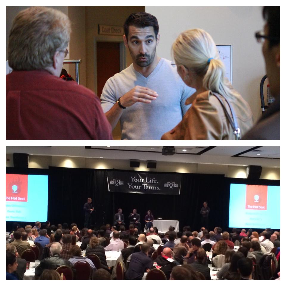 This weekend Fabio attended Rock Star Real Estate's member event which included 400+ real estate investors and shared his expertise on corporations, tax strategies and all other accounting related topics relevant to these investors. It was a great event and quite inspiring to be in a room full of so many investors!