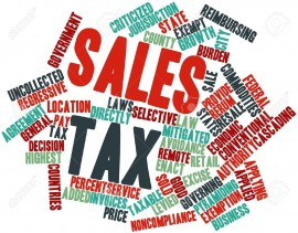 16983099-Abstract-word-cloud-for-Sales-tax-with-related-tags-and-terms-Stock-Photo