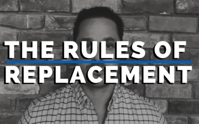 The Rules of Replacement