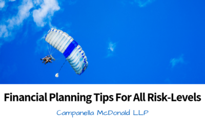 Financial Planning Tips For All Risk-Levels