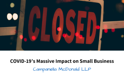 COVID-19's Massive Impact on Small Business